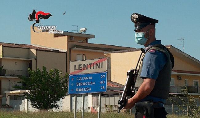 Lentini, 4 mesi per un furto in abitazione: arrestato 30enne
