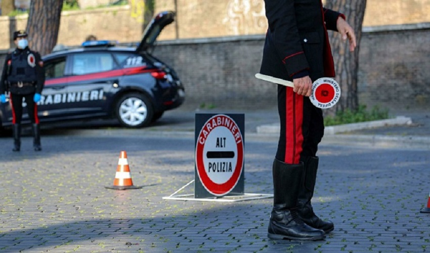 "Piazza Armerina da mercoledì 14 luglio ""zona rossa"""