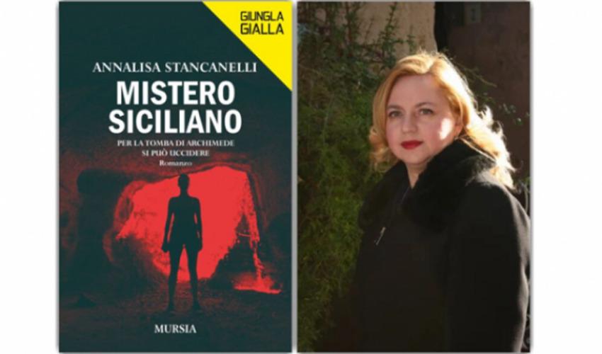 """- ANNALISA STANCANELLI - """"MISTERO SICILIANO"""""""