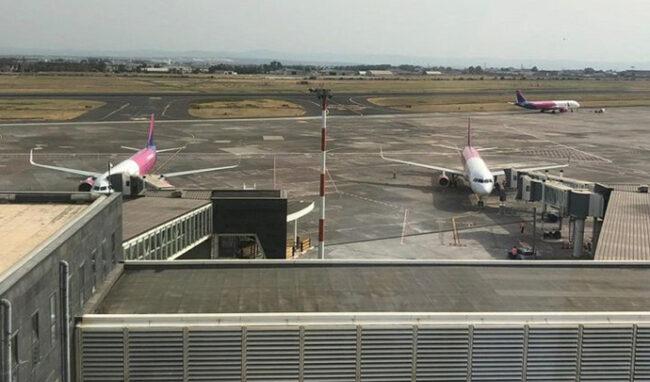 L'Etna erutta ancora, operatività ridotta all'aeroporto di Catania