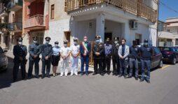 Augusta, aperto il posto fisso stagionale dei Carabinieri ad Agnone Bagni