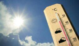 Caldo torrido, a Siracusa la temperatura più alta di tutta la provincia con 44,8°C