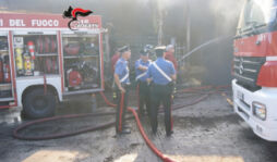 Emergenza incendi, 2 denunciati tra Lentini e Cassaro
