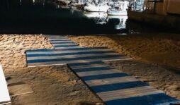 """Mare senza barriere"" a Siracusa: passerelle in 4 spiagge per permettere a tutti l'ingresso in acqua"