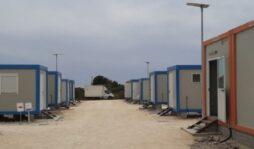 Si svuota il campo per lavoratori stagionali di Cassibile: istituito servizio di guardania e videosorveglianza