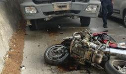 Siracusa, moto contro camion in via Lido Sacramento: centauro in codice rosso in ospedale