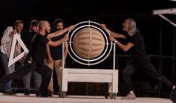 Siracusa, tutto pronto al Teatro greco per il debutto di Nuvole