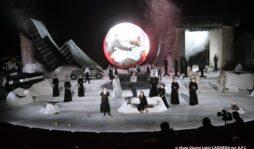 Tornano le tragedie al Teatro Greco di Siracusa: debutto per Coefore Eumenidi