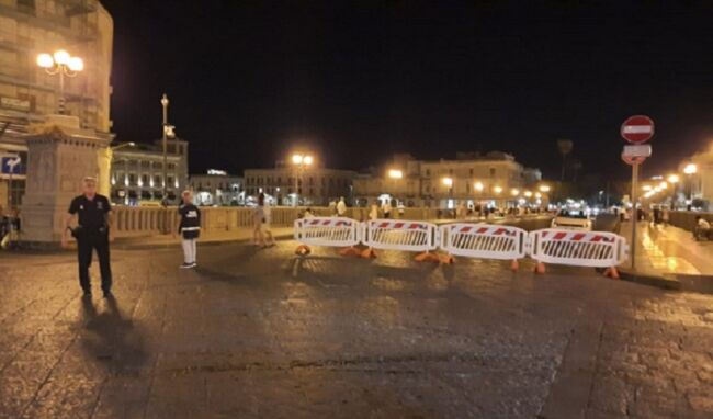 """Ztl totale in Ortigia, prova del sabato sera superata ma molti residenti lamentano: """"Troppi pass autorizzati"""""""