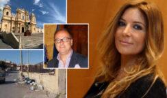Vacanza da dimenticare per Selvaggia Lucarelli a Noto. Il sindaco replica e sull'abbandono dei rifiuti Regione pronta a collaborare