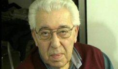Lutto nel mondo della politica: è morto Gino Foti