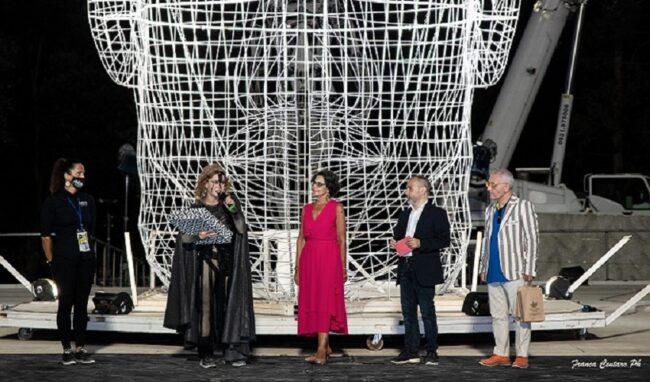 """Il Premio """"Stampa Teatro"""" 2021 a Lucia Lavia"""