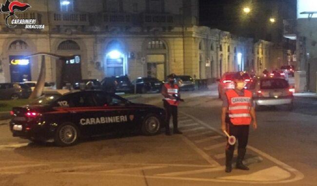 Controlli straordinari a Siracusa, sanzioni per oltre 7.000 euro