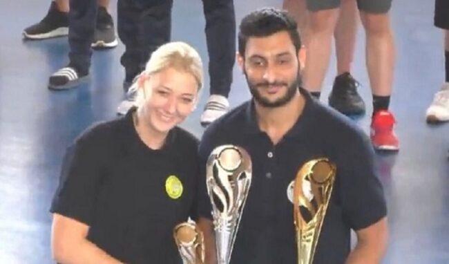 """Argento per la Teamnetwork Albatro al torneo internazionale """"Nuoro Città del Redentore"""""""