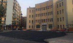 Aree pedonali scolastiche al Paolo Orsi e alla Lombardo Radice, lavori in corso