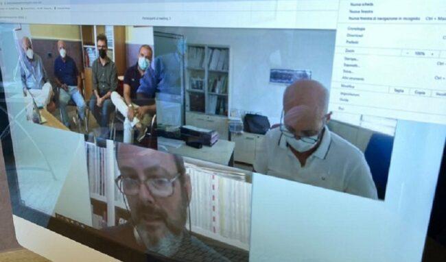 Bonifica dei siti contaminati da pirite, videoconferenza al Comune di Priolo