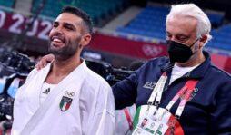 Tokio 2020, l'avolese Luigi Busà campione olimpico nel kumite -75 kg