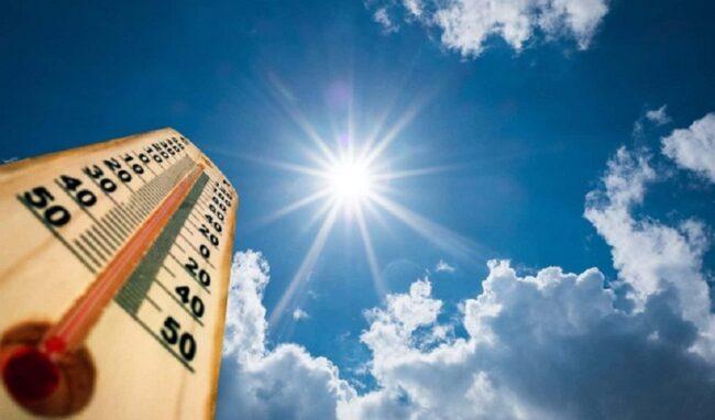 Ondata di calore, il picco record a Siracusa con 48,8° C