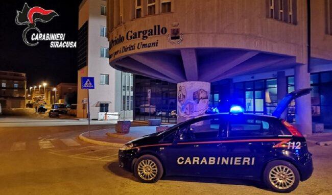 Evasione dagli arresti domiciliari a Priolo, riconosciuto in strada e arrestato