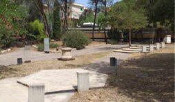 Ripulito il giardino del museo Paolo Orsi: i volontari in aiuto del Parco della Neapolis