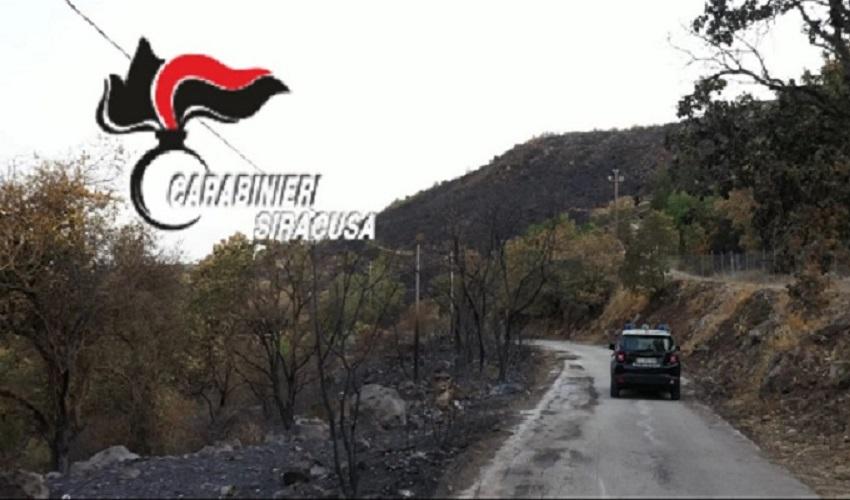 Incendi a Buccheri, in carcere due pastori. Progettavano un rogo a Ferragosto