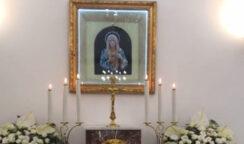 Lacrimazione della Madonna, 29 agosto 1953 ore 8: tutto ebbe inizio