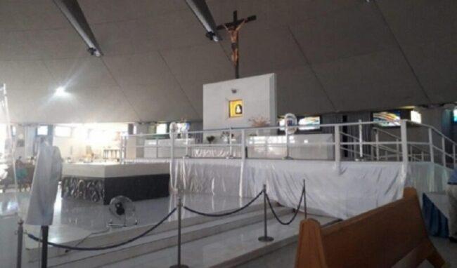 Lacrimazione della Madonna, al via le celebrazioni al Santuario di Siracusa
