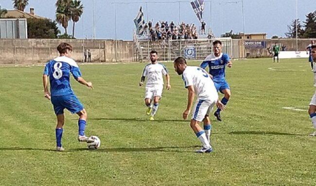 Coppa Italia, debutto con vittoria per il Città di Siracusa con il Santa Croce
