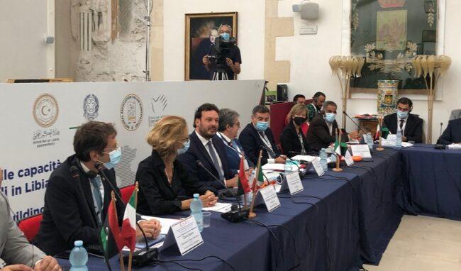 """Siracusa aderisce al programma di """"Formazione e sviluppo dei funzionari municipali in LIbia"""