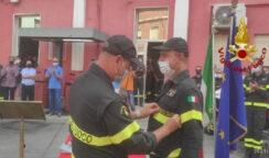Avvicendamento alla guida del comando provinciale dei Vigili del fuoco di Siracusa: arriva l'ing. Antonino Galfo