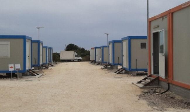 Custodia e vigilanza h24 per il campo di Cassibile alla Croce Rossa