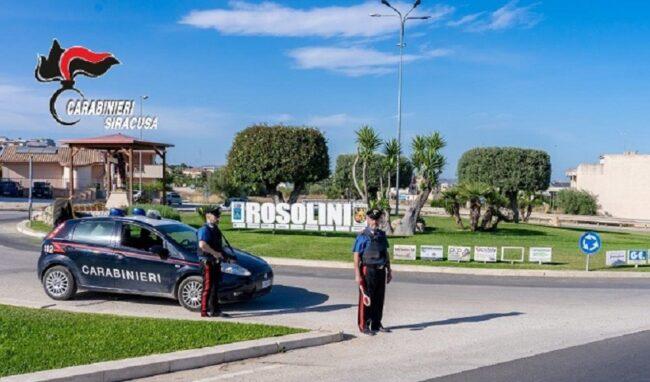 Schiamazzi in moto di notte a Rosolini, sanzioni per 5.300 euro