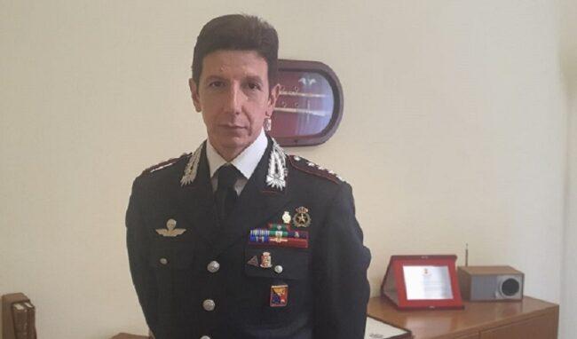 E' arrivato a Siracusa il nuovo comandante provinciale dei Carabinieri di Siracusa, il col. Gabriele Barecchia