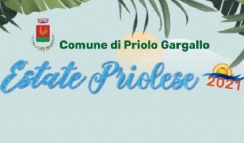 Estate Priolese 2021, gli spettacoli del fine settimana