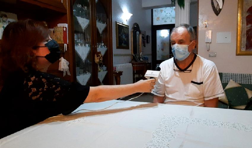 """Contagiato dal covid e non vaccinato, finisce in rianimazione. Oggi lancia un appello: """"Il virus uccide, vaccinatevi"""""""