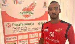 Leone Santos Almeida è un nuovo giocatore della Pallamano Aretusa