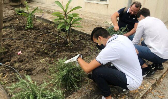 """Il progetto """"Cuore verde"""" all'Istituto Nautico di Siracusa"""