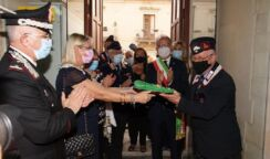 Inaugurazione a Noto della nuova sede dell'Associazione nazionale Carabinieri