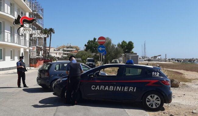 Inseguimento in centro a Pachino: 34enne trovato in possesso di un panetto di hashish