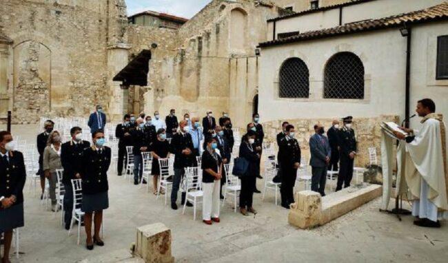 La Polizia festeggia San Michele Arcangelo: messa alla chiesa di San Giovanni