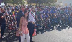 """Giro di Sicilia allo start oggi ad Avola. Rossana Cannata: """"Occasione di promozione del territorio"""""""