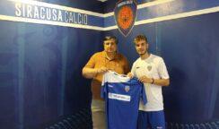 Cristian Mignemi è un nuovo giocatore del Siracusa