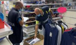 Sequestrati nel Palermitano oltre 1.300 articoli non sicuri e calzature con marchi contraffatti