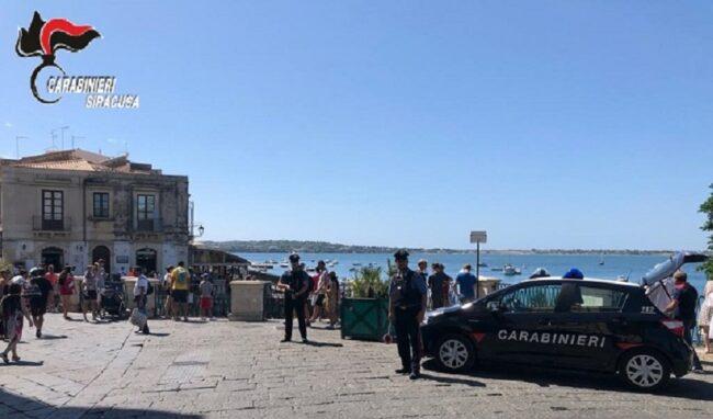 Ladro seriale in Ortigia: manette in flagranza di furto