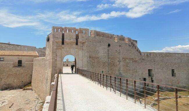 Il Castello Maniace set cinematografico: chiuso al pubblico fino all'8 ottobre