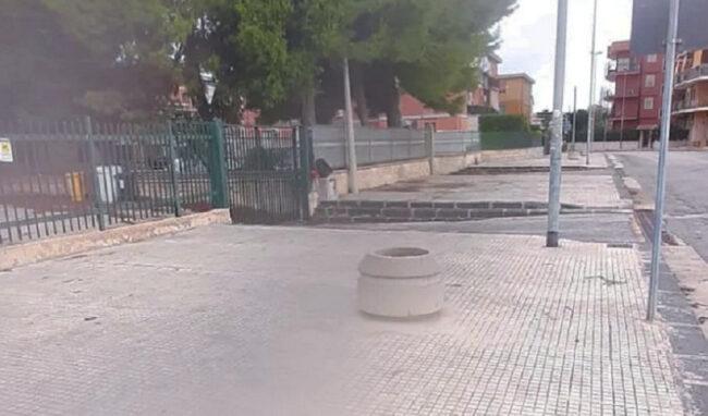 Potatura siepi, attraversamenti stradali e diserbo nei pressi delle scuole siracusane