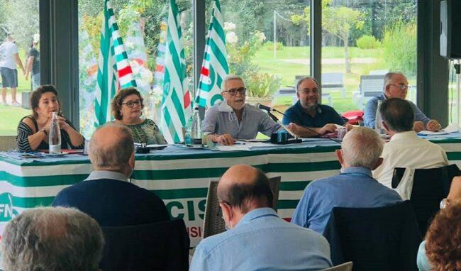 Al via la stagione congressuale della Fnp Cisl Ragusa Siracusa