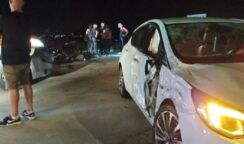 Incidente in viale Epipoli, in ospedale due ragazzi