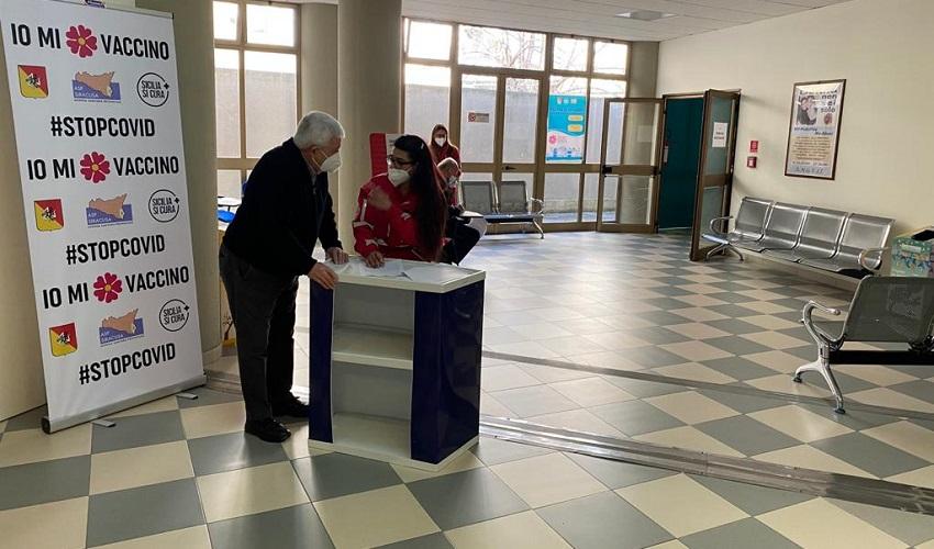 Vaccinazioni, a Lentini e Carlentini centri aperti tutti i giorni sino al 30 settembre