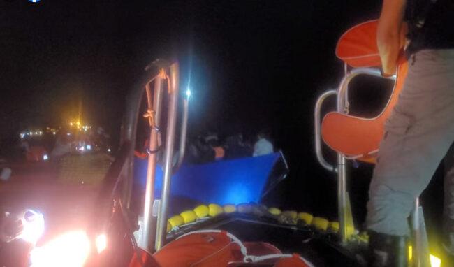 Ad Augusta la Ocean Viking con 122 migranti a bordo